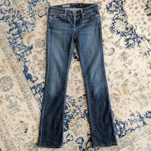 AG Adriano Goldschmied Ballad Slim Boot Cut